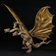 'TOHO Kaiju' King Ghidorah Vinyl Figure by X-Plus