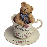 Boyds 'Thinking Of You' Teabeary Figurine, 24310