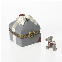 Boyds 'Wedding Pillow Treasure Trinket Box' Figurine, 4026237