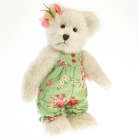 Boyds 12in Plush Bear in Floral Jumper , 4027326