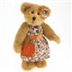 Bear Dressed for Fall - Boyds 10in Plush Bear, 4028319