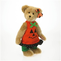 Boyds 12in 'Halloween Dress' Plush Bear, 4028329