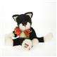 Boyds 10in 'Halloween Scardy Cat' Plush Cat, 4028330