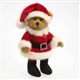 Santa Claus Bear - Boyds 10in Christmas Plush, 4029221