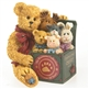 Boyds 20th Anniversary Bear Figurine, 4031604