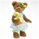 Boyds 14 inch Plush Bear with Mini Duck, 4032067