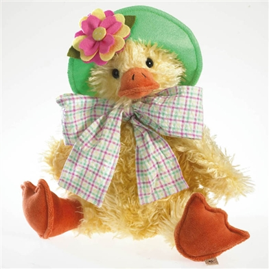 Boyds 12 inch Plush Easter Duck, 4032075