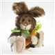 Boyds Plush 10 inch Bunny with Carrot, 4032077