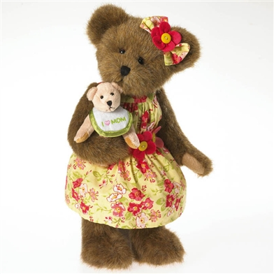 Mother's Day 12in Plush Bear - Boyds, 4032720