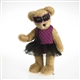 Boyds 12in 'Charlotte' Plush Bear in Halloween Spider Costume, 4034004