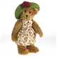 Boyds 14 inch Plush Bear in Vintage Dress 4034122
