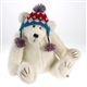 Boyds 16in 'Conner' Plush Polar Bear, 4034608