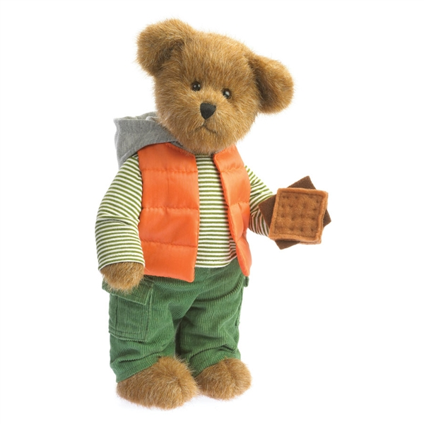 Boyds 12in 'Toasty Mallowbeary' Plush Bear, 4036059