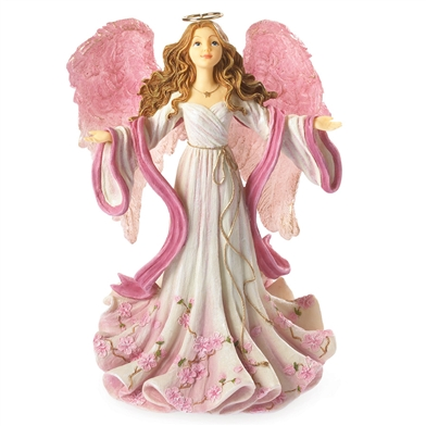 Cherry Blossom Boyds Charming Angels Figurine 4038004