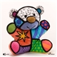 Britto 'Mini Festive Bear' 10in Musical Christmas Plush, 4027880
