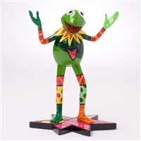 Britto 'Kermit the Frog' Pop Art Figurine, 4027897