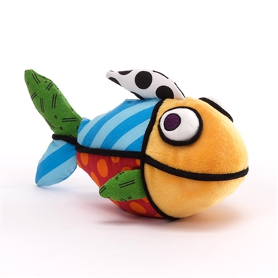 Pop Art Fish - Britto Plush, 4031647