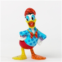 Donald Duck - Britto Disney Mini Figurine, 4033972