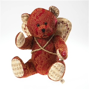 Boyds 12in Fabric Songbeary Bear, 4024540