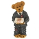 Boyds Bear Wedding Ring Bearer Figurine, 4026235