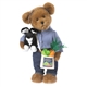 Boyds 14in 'Marcie with Rodney' Plush Bear and Bunny, 4046810