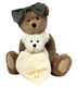 Boyds 10in Plush 'Momma Bearsley & Baby Jack' Bears, 903203