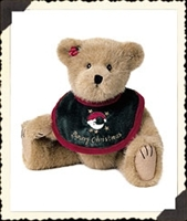 Boyds Retired Plush Baby Noel Bear 912057