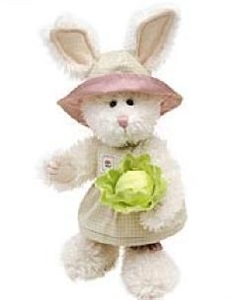Boyds Retired Plush Rosalie Bloomengrows Bunny 916500