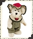 Sugar McRind Plush from Boyds 91746