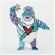 Rudolph's Bumble with Star Figurine by Britto