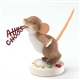 Sneezing Mouse - Charming Tails Figurine, 4027686