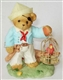 Boy Bear Dressed as Pirate - Cherished Teddies Figurine, 4001903