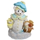 Snow Bear - Cherished Teddies Figurine, 4002842