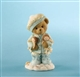 Girl Bear with Dolls - Cherished Teddies Figurine, 4008956