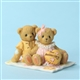Boy Girl Anniversary, Cherished Teddies Figurine 4025780