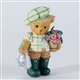 Gardener Bear, Figurine - Cherished Teddies, 4027224