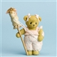 Bear with Stick Pony - Cherished Teddies Figurine, 4030791