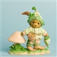 Leprechaun Bear - Cherished Teddies Figurine, 4030795