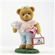 Bear with Teapot - Cherished Teddies Figurine, 4033957