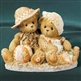 Autumn Harvest Bears - Cherished Teddies Figurine, 848522