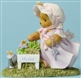 Cherished Teddies Emma, Bear with Herb Plants Figurine | 4045933