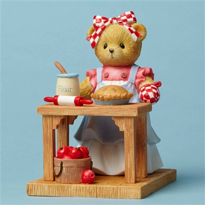 Cherished Teddie You Bake the World a Better Place