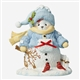 Cherished Teddies 22nd Christmas Laplander with Polar Bear Figurine | 4059138