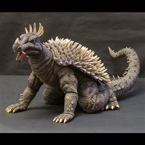 X-Plus Godzilla Kaiju 12in Series Anguirus 1968 Vinyl Figure - Diamond Reissue