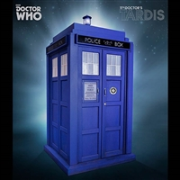 Eleventh Doctor's TARDIS 1/6 Scale Police Box by Big Chief Studios