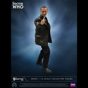 9th Doctor Who 1/6 Scale Figure by Big Chief Studios