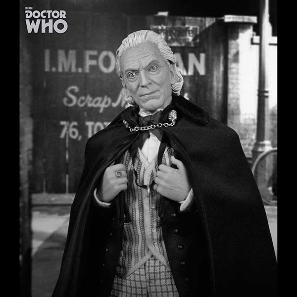 First Doctor Who 1 6 Scale Figure By Big Chief Studios
