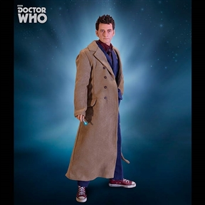 Tenth Doctor Who 1/6 Scale Figure by Big Chief Studios