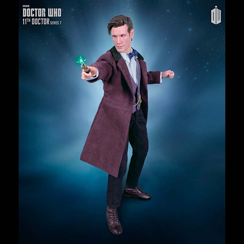 Eleventh Doctor Who 1/6 Scale Figure by Big Chief Studios