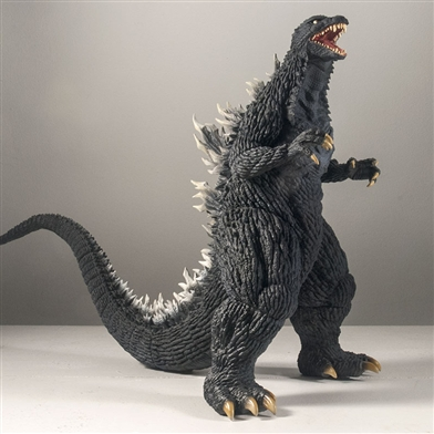 X-Plus Toho 12in Godzilla 2003 Vinyl Figure - Diamond, FEB142259